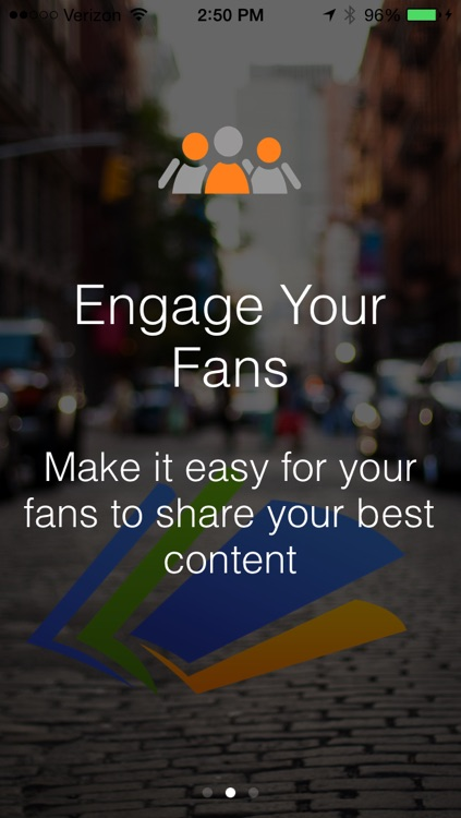 Go Viral Books - We make it easy for your fans to promote your content screenshot-3