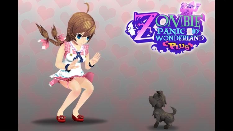Zombie Panic in Wonderland Plus screenshot-4