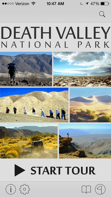 GoExplore Death Valley National Park
