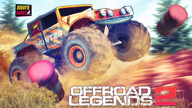 Offroad Legends 2 screenshot-4