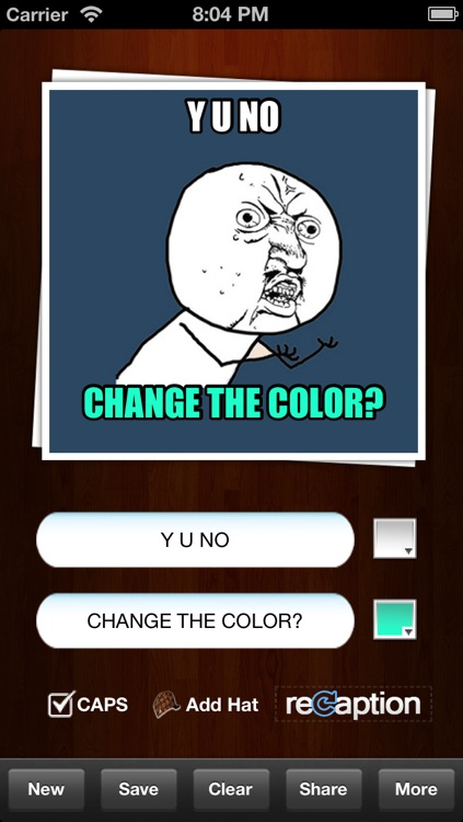 Meme Design - Generator | Creator | Maker for Memes and Photo | Image Captions screenshot-3