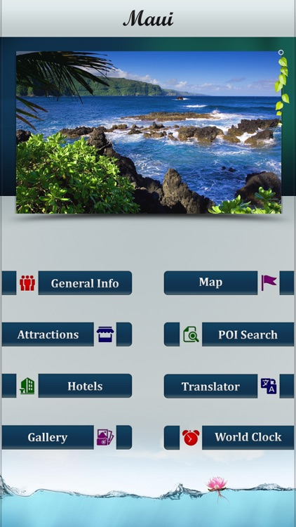 Maui Offline Travel Guide