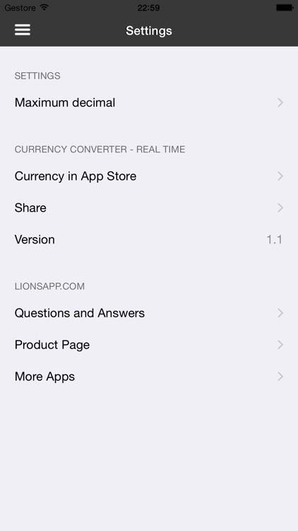 Currency Converter - Real Time screenshot-4