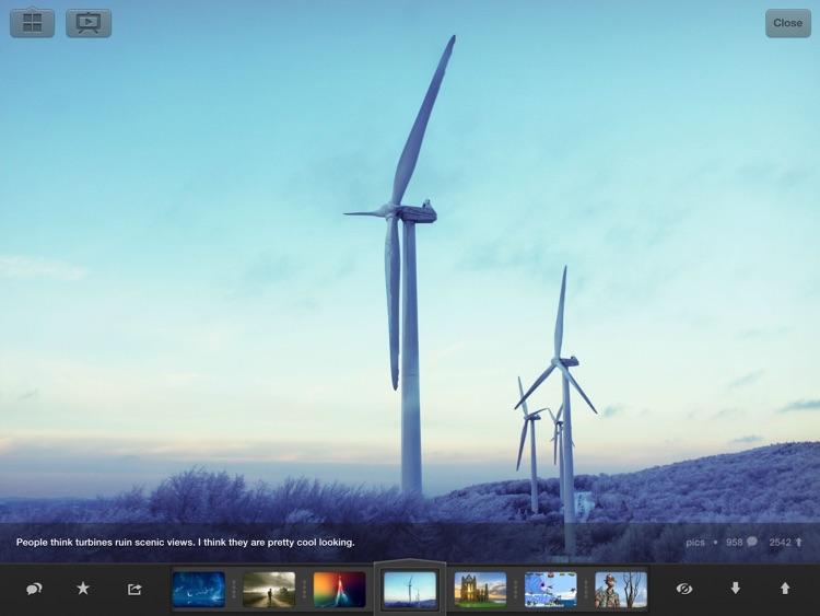 Alien Blue for iPad - reddit official client screenshot-3