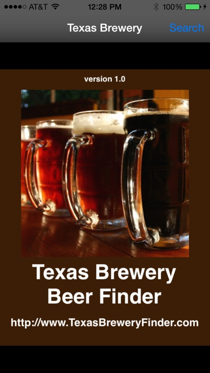 Texas Brewery Beer Finder