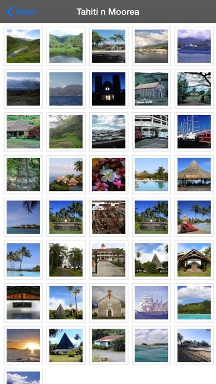 Tahiti & Moorea  Offline Map Navigator screenshot-4