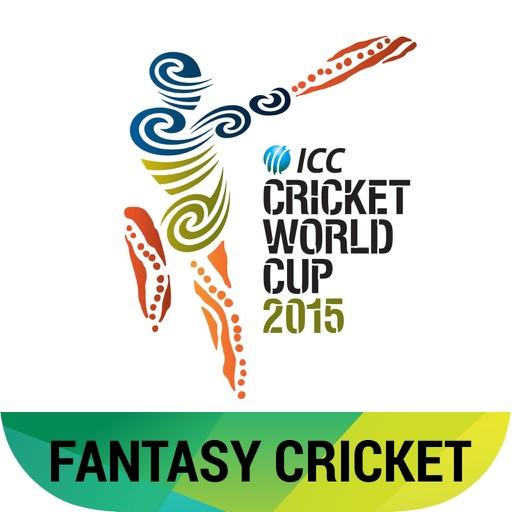 ICC Cricket World Cup 2015 Fantasy Cricket icon