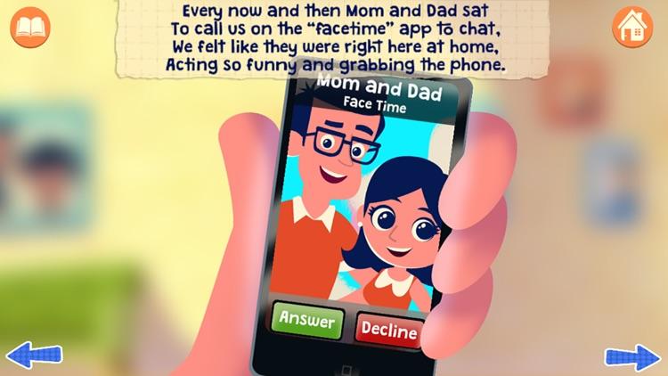Back Soon  -  Parents Vacation screenshot-3