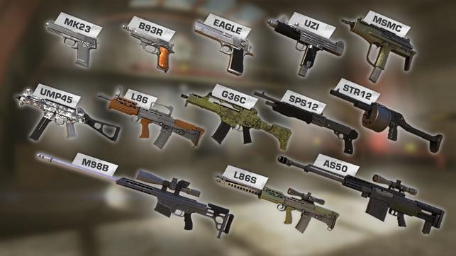Range Shooter On The App Store