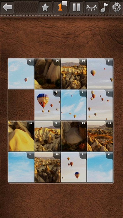 Puzzle 15 - Swap, swap & swap-3