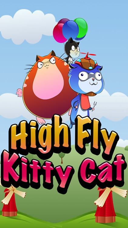 High Fly Kitty Cat