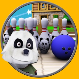 pandoux bowling for kids - free game