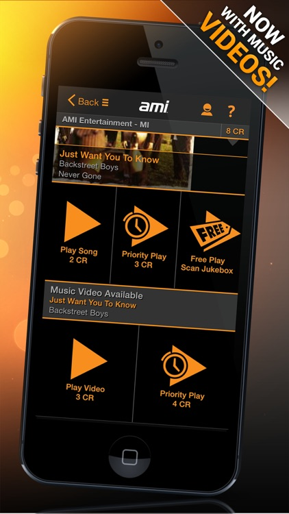 AMI Music (formerly BarLink) screenshot-4