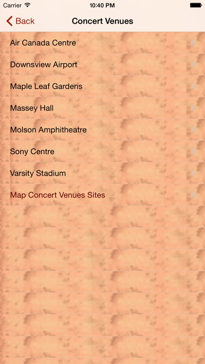 Toronto Rush Guide screenshot-2