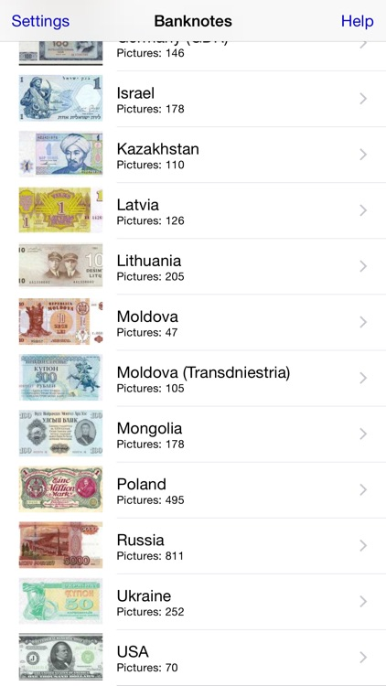 Banknotes screenshot-2