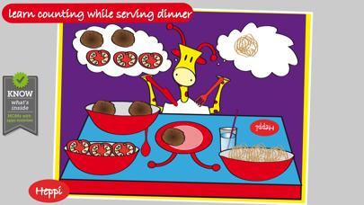 Bo's Dinnertime Story