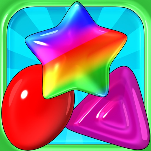 Jelly Jiggle - Match 3 Jewel and Puzzle Game - Match 3 Mania
