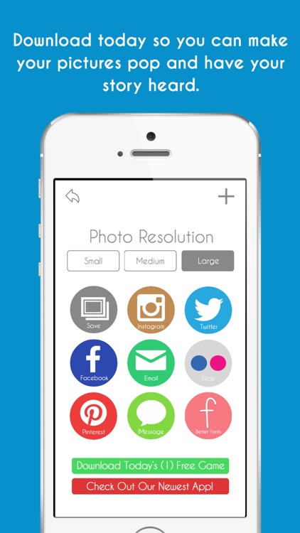 Quick Cap Pro - Add Funny Words & Inspirational Quotes Over Photos screenshot-4