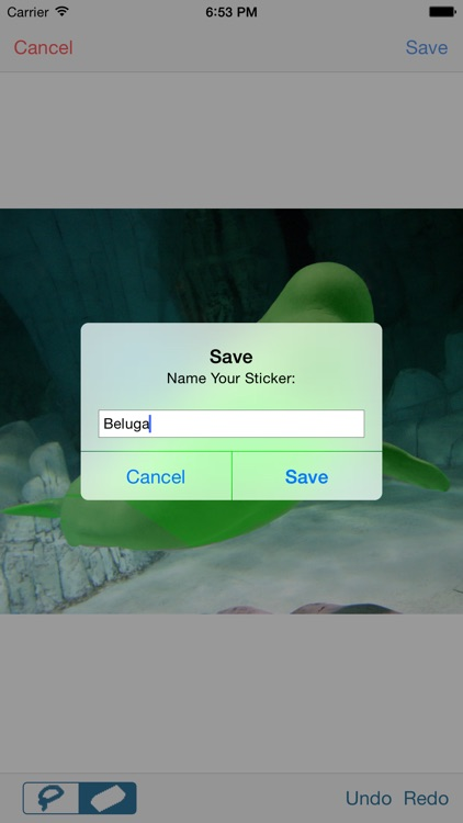 Tropix - Seapunk Stickers screenshot-3