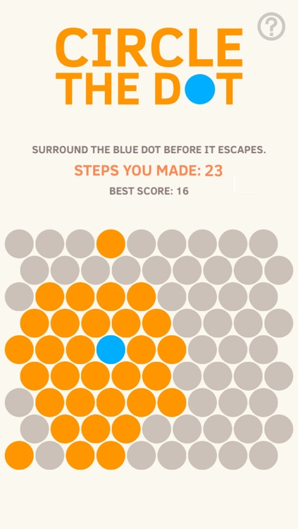 Circle The Dot screenshot-0