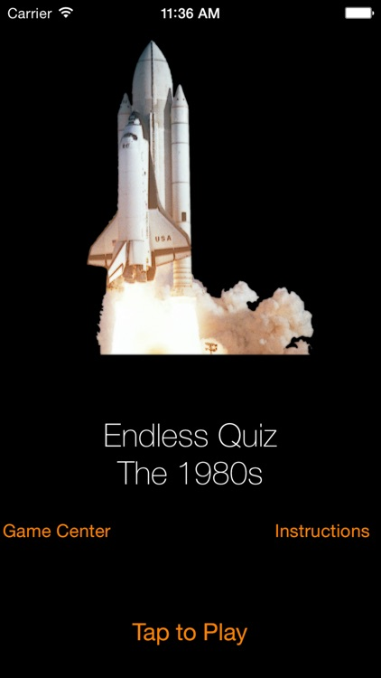 Endless Quiz - The 1980s