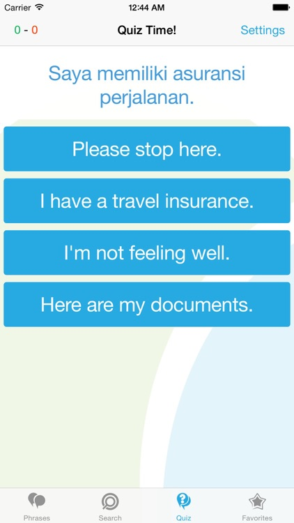 Indonesian Phrasebook - Travel in Indonesia with ease screenshot-3