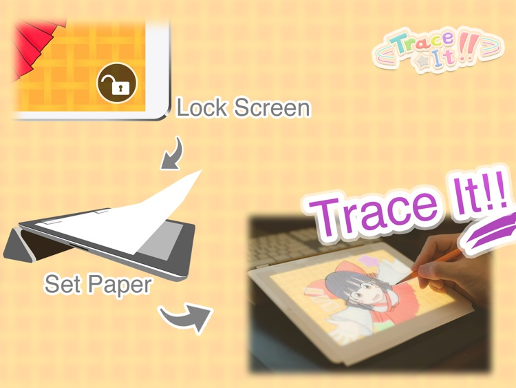 Trace It! - Trace Your Favorite Character screenshot-3