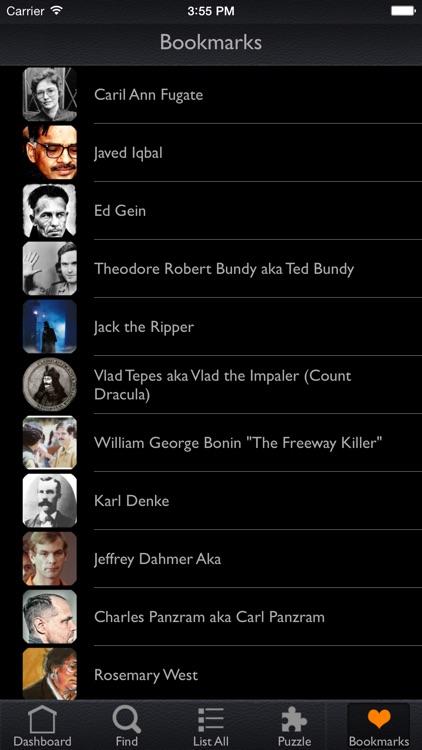 Serial Killers Pro screenshot-4
