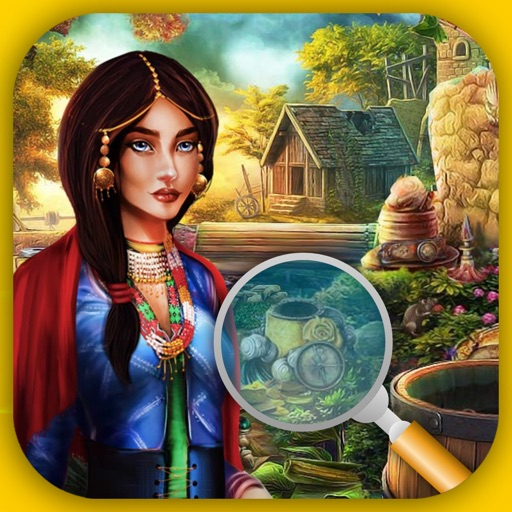 Find Hidden Objects Game