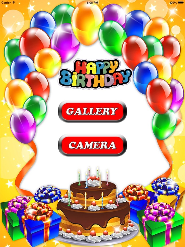 Birthday Photo Frame Maker im App Store