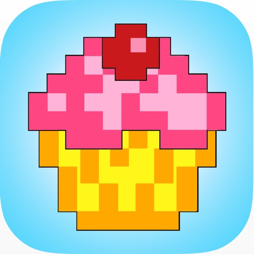 Eat the CupCake icon
