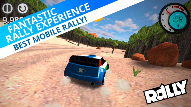 Rally Championship screenshot-0