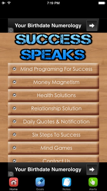 iPositiveThinking - #Great App on Positive Thinking & Mind Programing screenshot-3