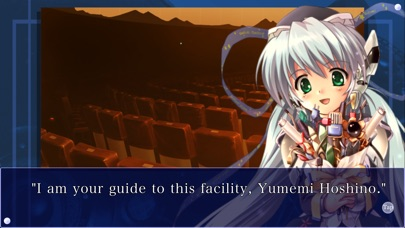 Planetarian review screenshots
