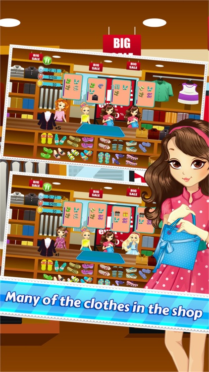 Girl Fashion Shopping Mall screenshot-1
