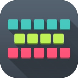 Color Keyboard Skins - Custom Keyboard Design Themes for iOS8