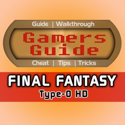 Gamer's Guide for Final Fantasy Type-0 HD