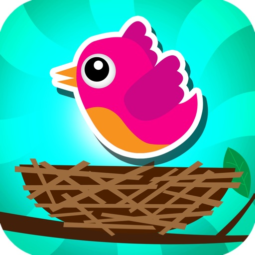 A Bird In A Nest Free Game icon