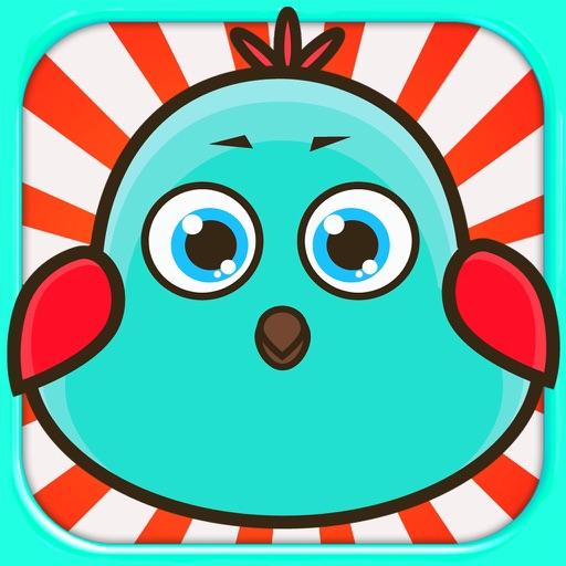 My Baby Virtual Pet Bird - Kids Fun MiniGames