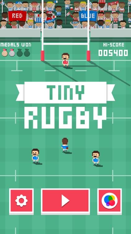 Tiny Rugby screenshot-4