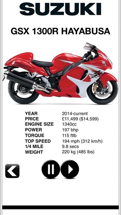 Motorcycle Engines screenshot-3