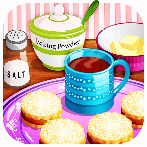 Cooking Games:Make Cake