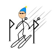Activities of Ski Snow Race