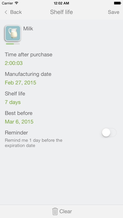 Fridge in your pocket PRO + Shopping list screenshot-4