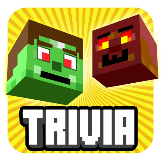 Pop Quiz Trivia - for Minecraft fans the best word guess game!