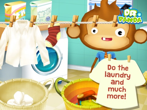 Screenshot #2 for Dr. Panda Home