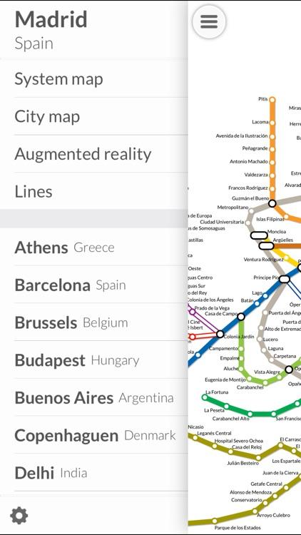 Metro-Mapp