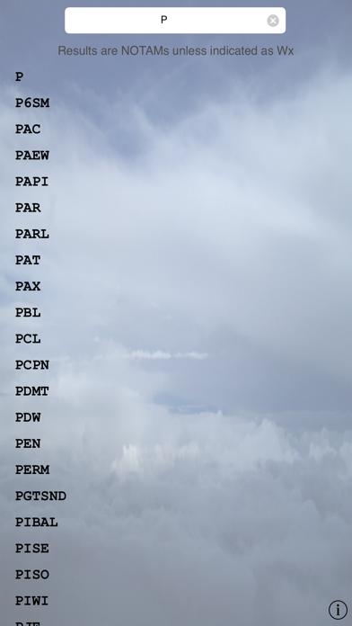 NOTAM Decoderのおすすめ画像2
