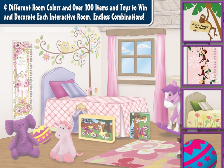 First Words Book and Kids Puzzles Box screenshot-4