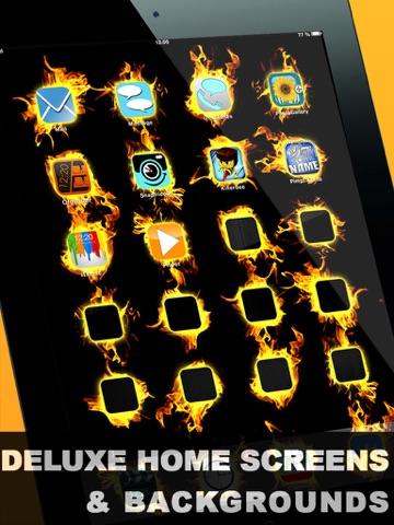 Deluxe Home Screens & Backgrounds-ipad-0